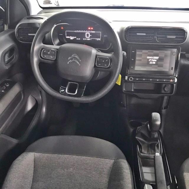 Citroen C4 CACTUS LIVE 1.6 16V FLEX MEC. 2019/2019 Manual