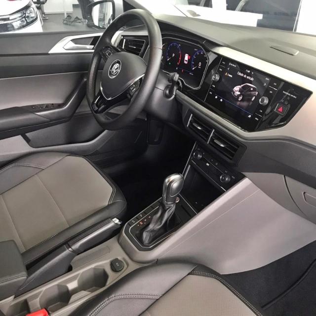 Volkswagen Polo Hatch HIGHLINE 200 TSI 1.0 FLEX 12V AUT 2019/2020 Automático
