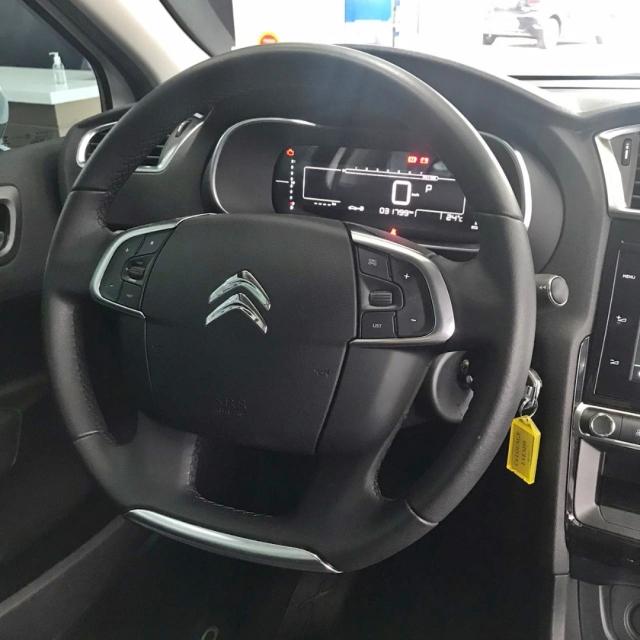 Citroen C4 LOUNGE FEEL 1.6 TURBO FLEX AUT. 2018/2019 Automático