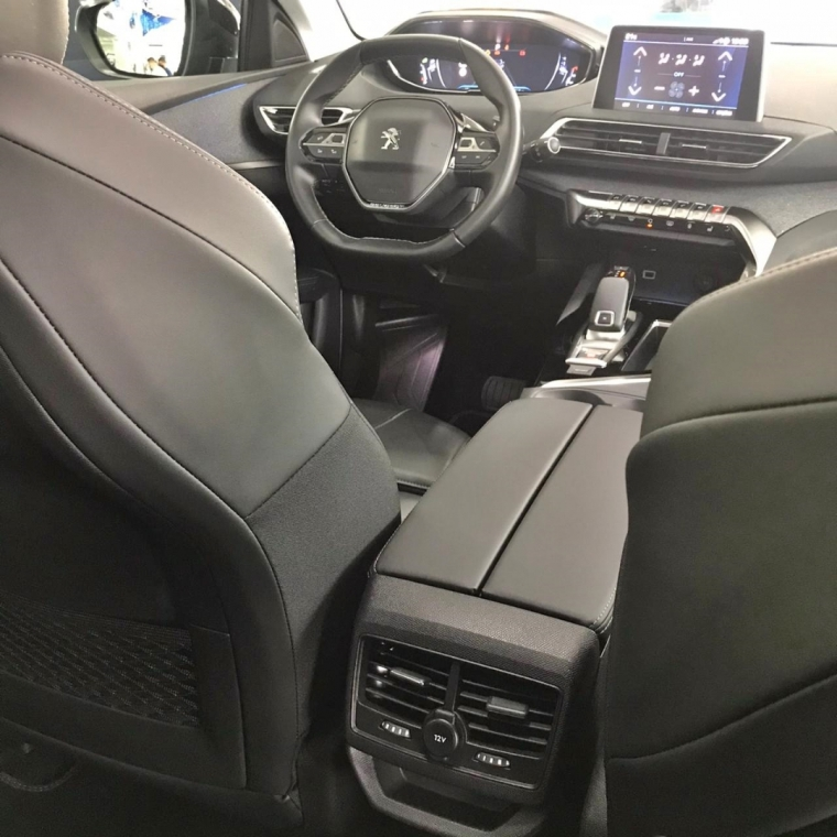 Peugeot 3008 GRIFFE PACK THP 2019/2020 Automático