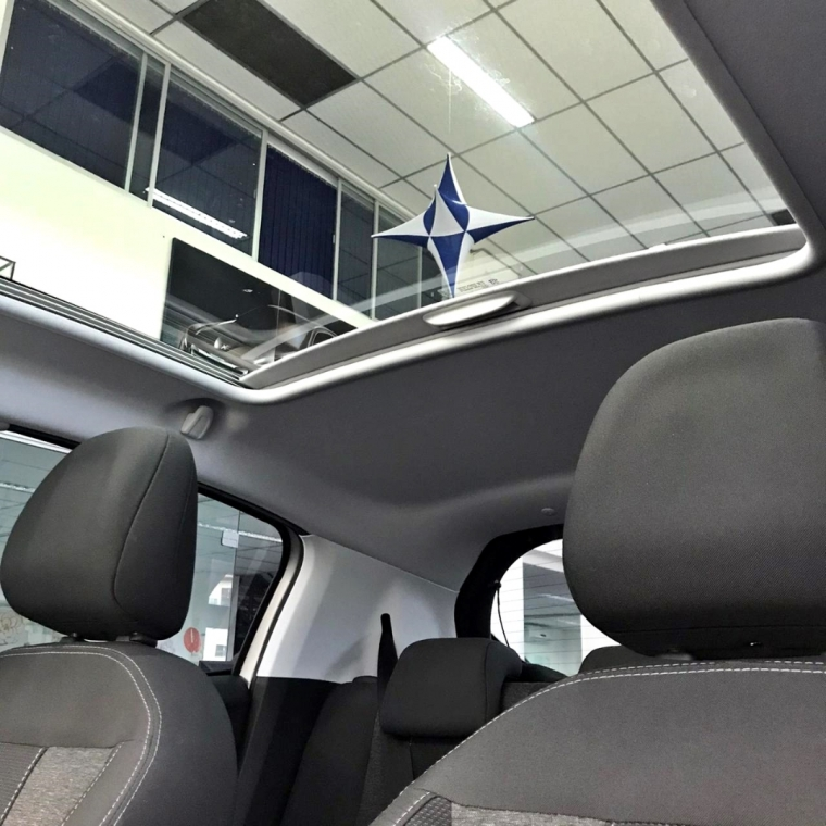 Peugeot 208 GRIFFE 1.6 FLEX 16V AUT. 2019/2020 Automático