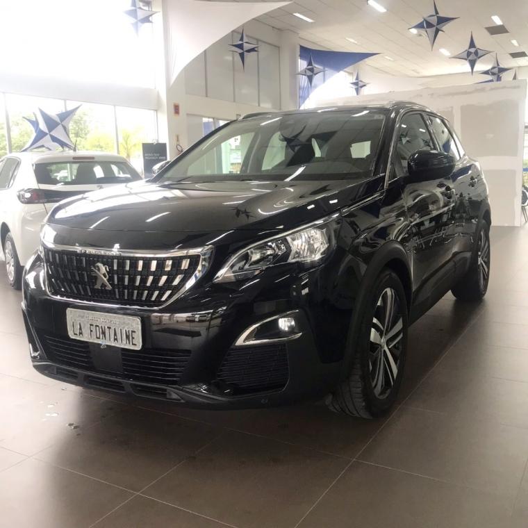 Peugeot 3008 ALLURE 1.6 TURBO 16V AUT. 2020/2020 Automático