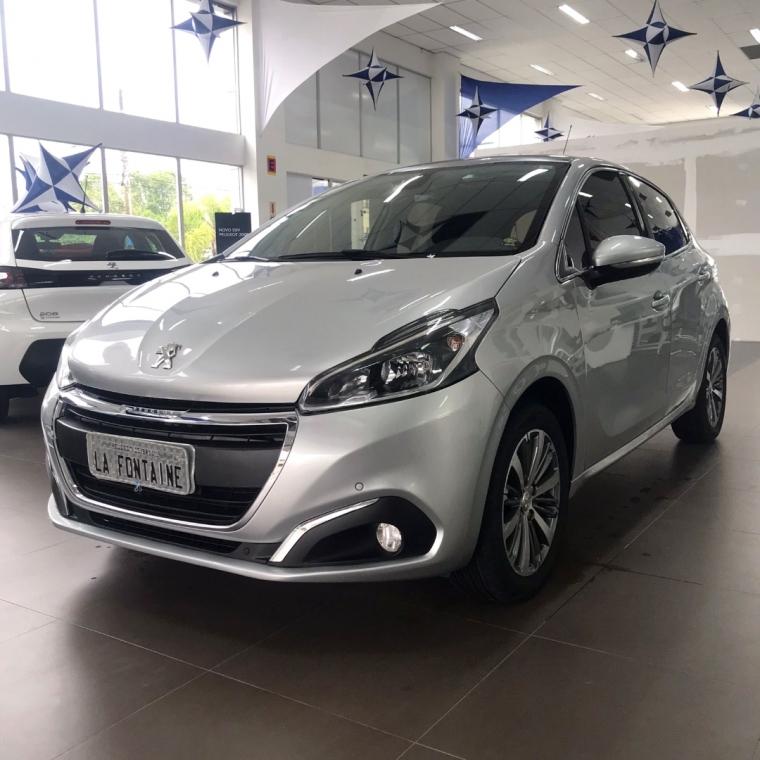 Peugeot 208 GRIFFE 1.6 FLEX 16V AUT. 2017/2017 Automático