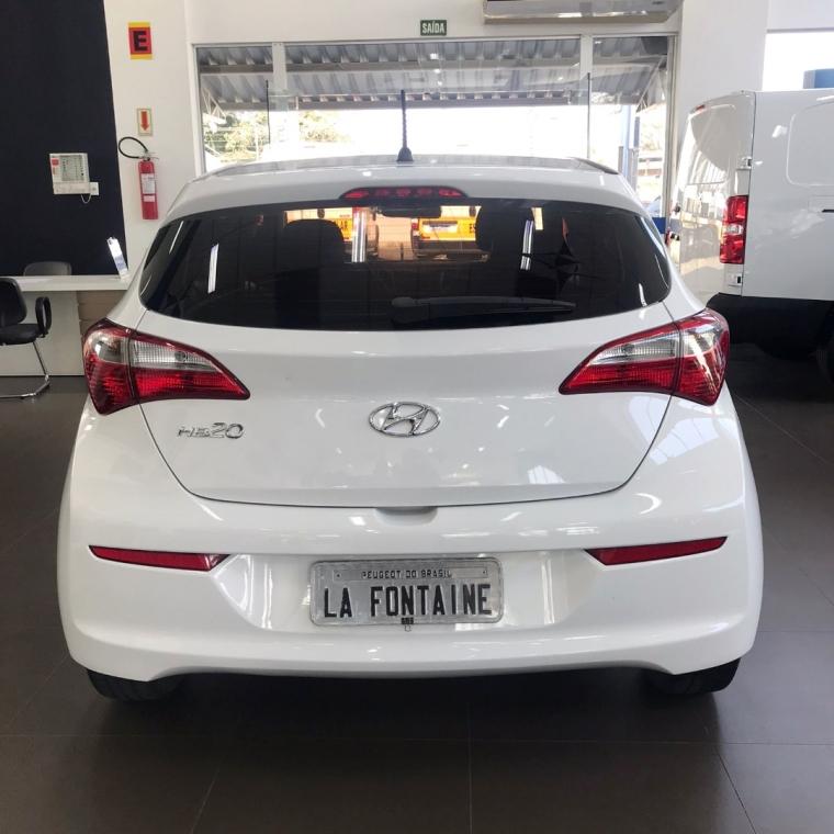 Hyundai HB20 COMFORT 1.0 FLEX 12V 2016/2016 Manual