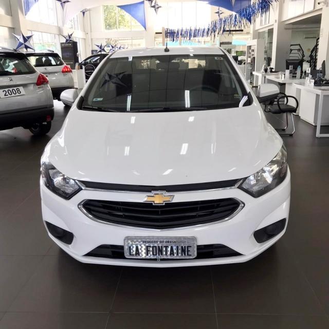 Chevrolet Prisma SED. LT 1.4 8V FLEXPOWER 2018/2019 Manual