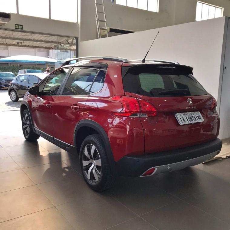 Peugeot 2008 CROSSWAY 1.6 FLEX 16V 5P AUT. 2018/2019 Automático