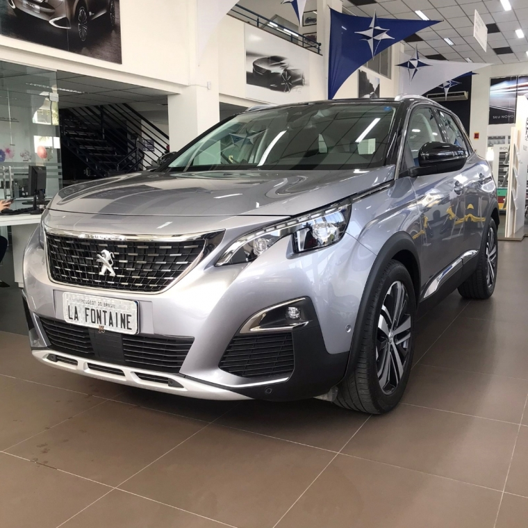 Peugeot 3008 GRIFFE PACK THP AT 2019/2020 Automático