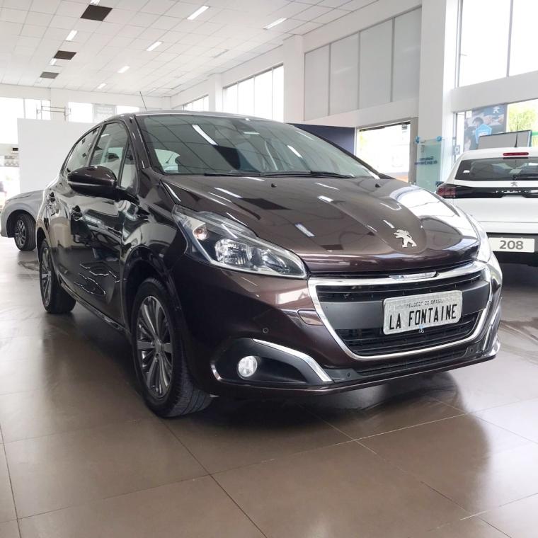 Peugeot 208 GRIFFE 1.6 FLEX 16V 5P AUT. 2018/2019 Automático