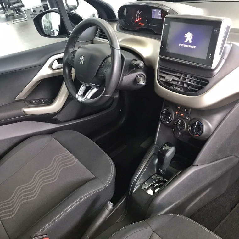 Peugeot 2008 ALLURE 1.6 FLEX 16V AUT. 2018/2019 Automático