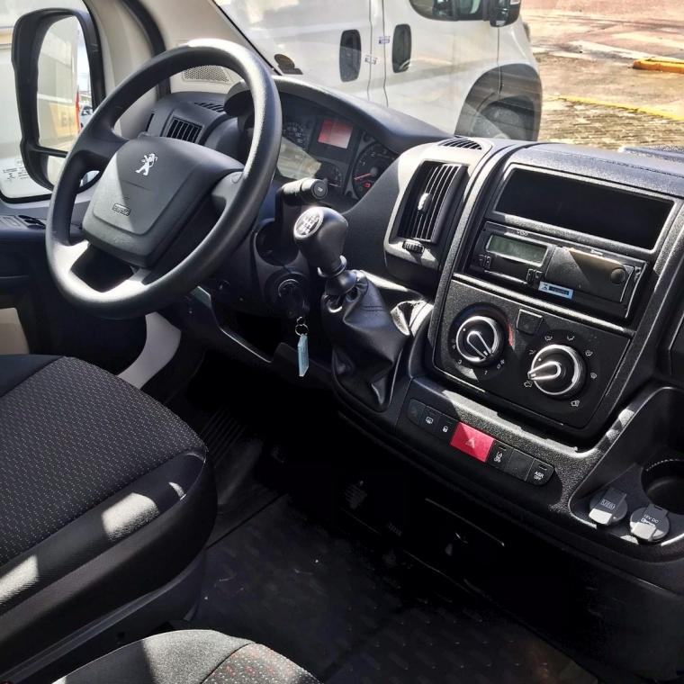 Peugeot Boxer MINIBUS 2.0 16L TURBO DIESEL 2019/2020 Manual