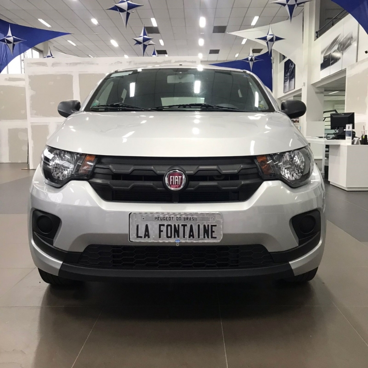 Fiat Mobi LIKE 1.0 5P FLEX 2019/2019 Manual