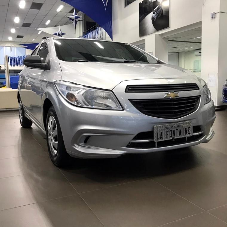 Chevrolet Onix JOY 1.0 8V FLEX MEC. 2017/2017 Manual