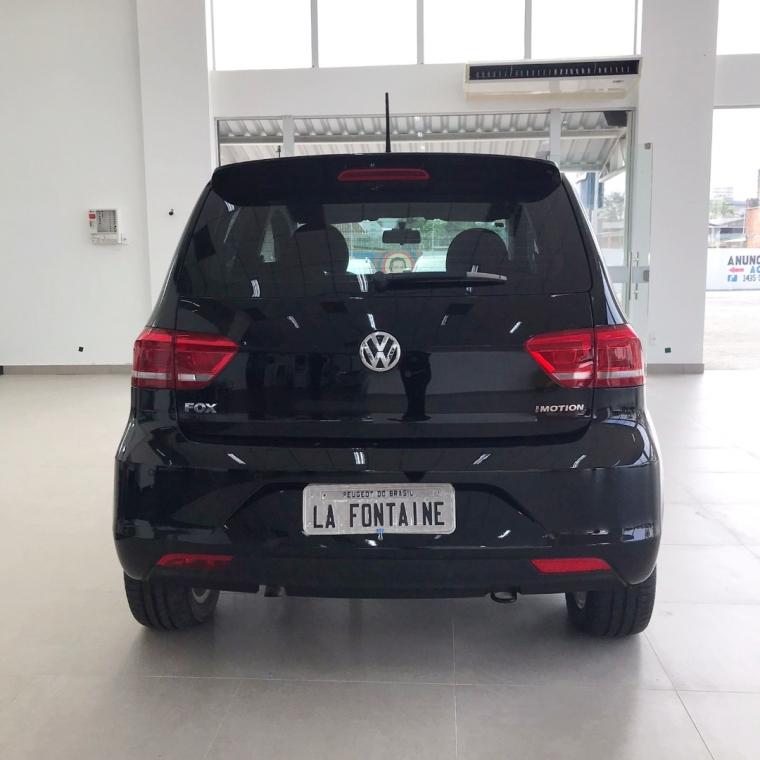 Volkswagen Fox COMFORTLINE I MOTION 1.6 FLEX 8V 5P 2016/2017 Semiautomático
