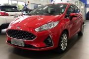 Ford Fiesta TITANIUM 1.6 AUT. 2018/2018 Automático  Miniatura